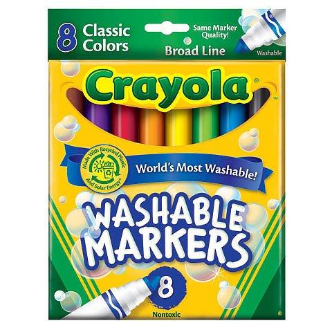 Washable Marker Sets