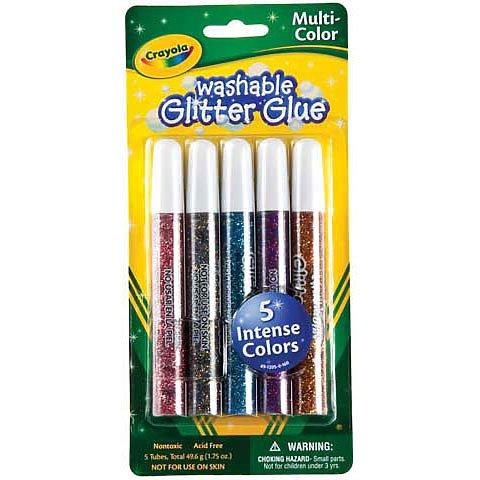 Washable Glitter Glue Sets