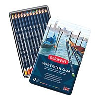 Derwent Watercolor Pencil Sets