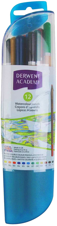 Academy Watercolor Pencil sets
