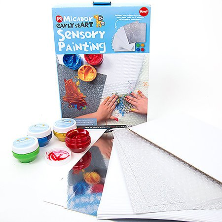 Micador Early stART-Sensory Painting Pack