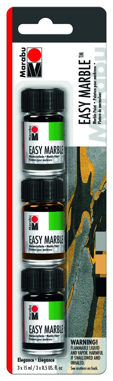 Easy Marble 3pc Trial Sets