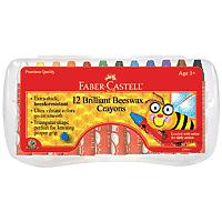 Jumbo Beeswax Crayons