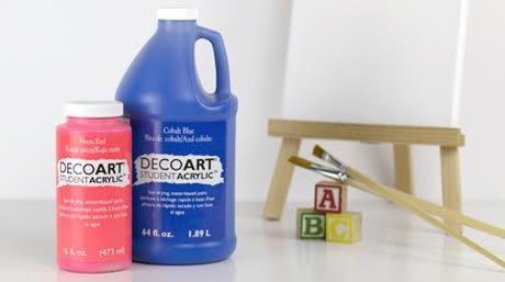 DecoArt Student Acrylics