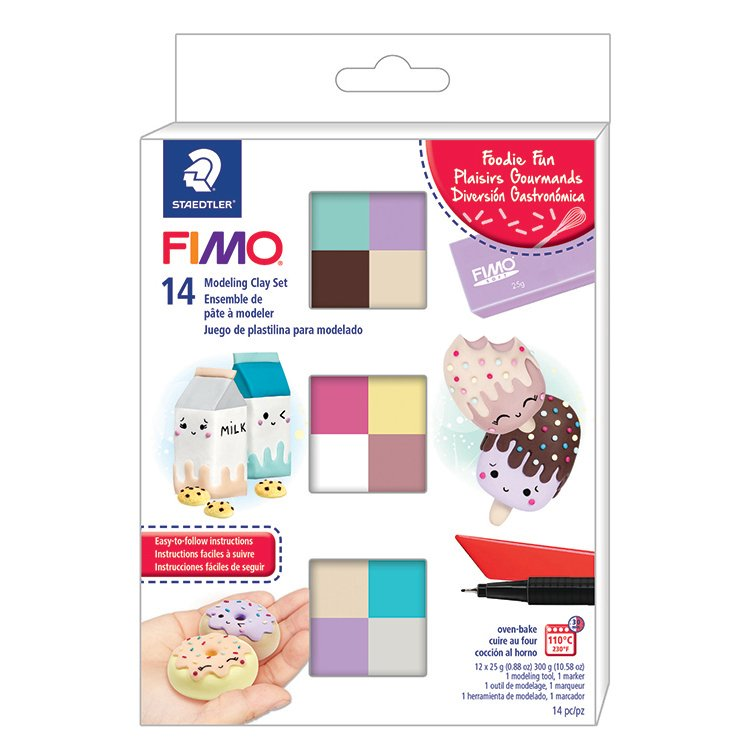 Fimo Soft Modeling Clay Kits