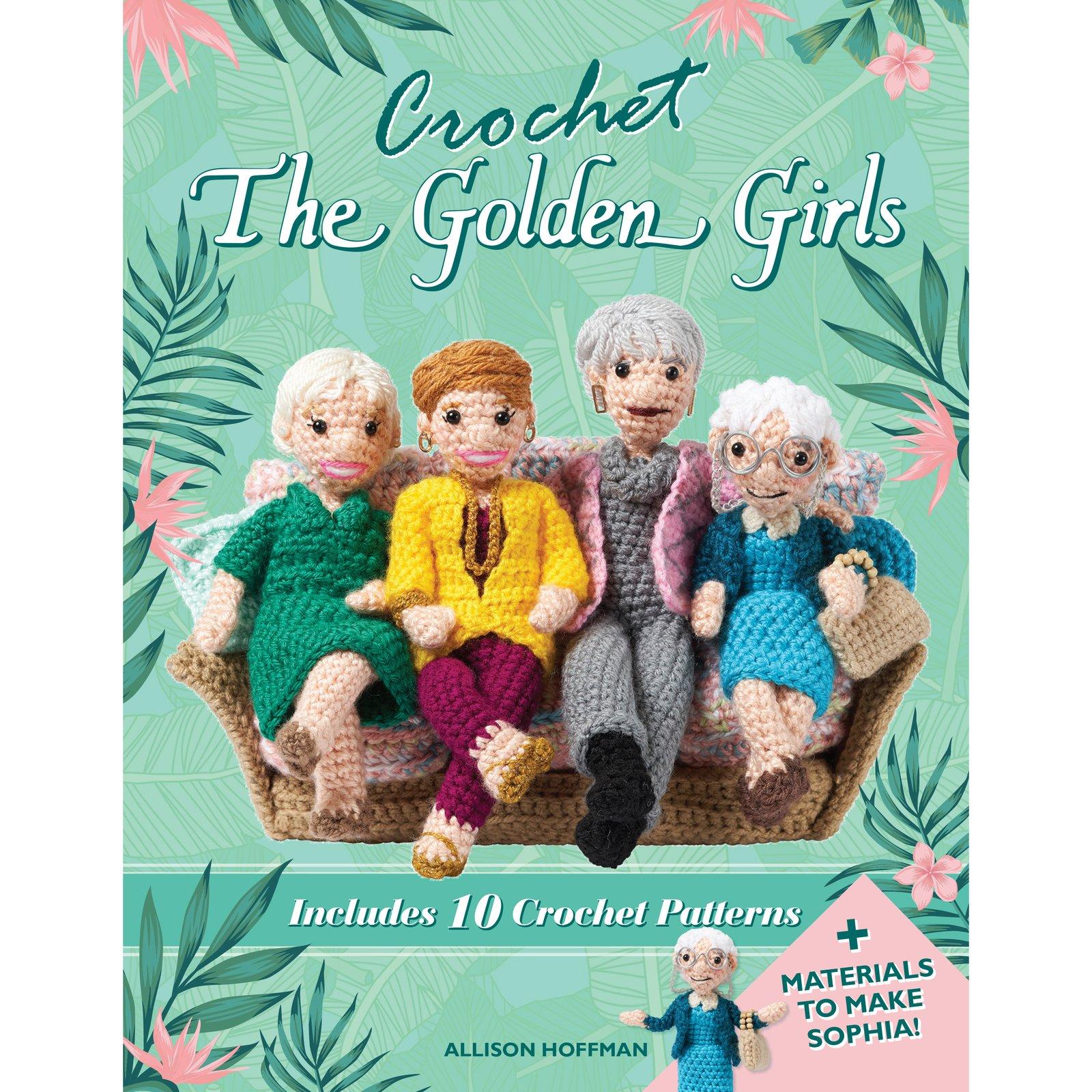 Crochet The Golden Girls Kit