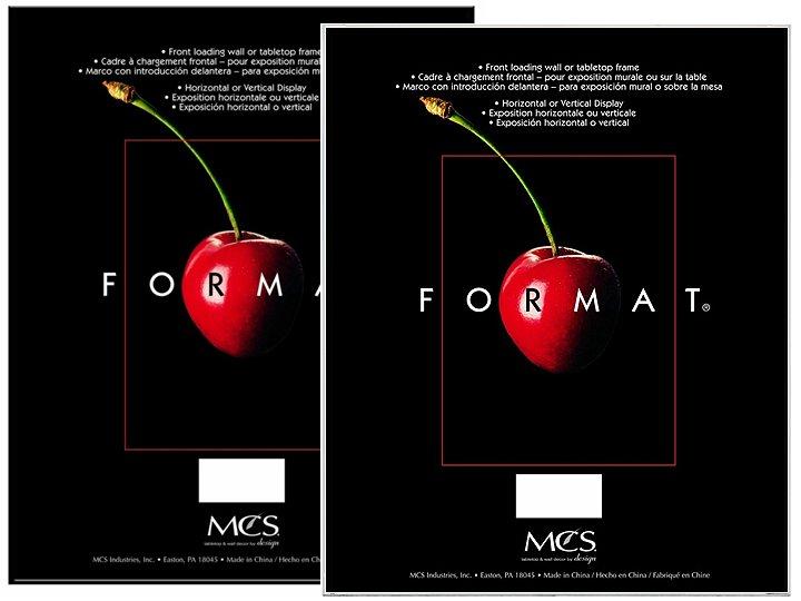 Format Frame White