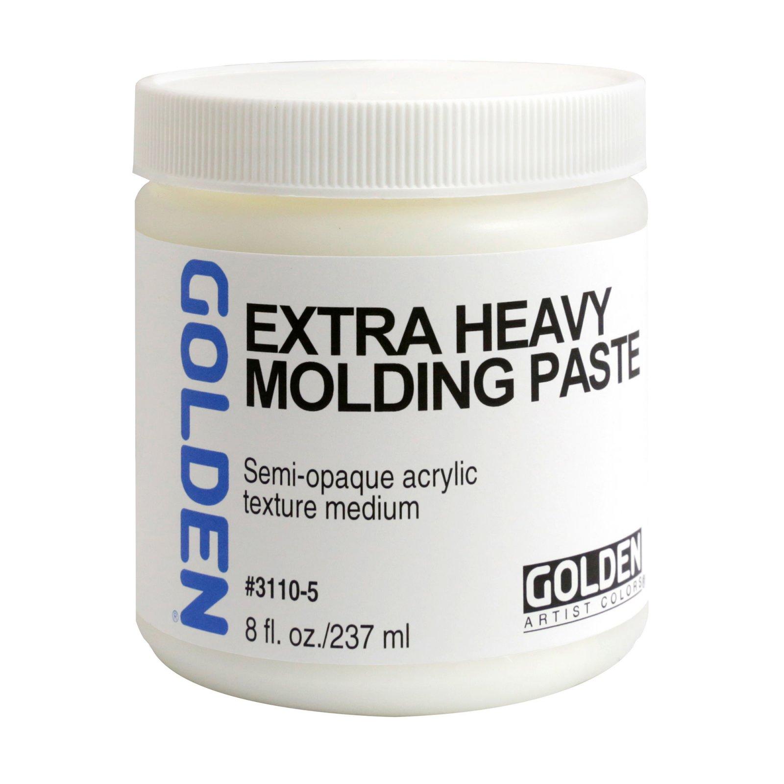 Extra Heavy Molding Paste, 8 oz.