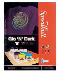 Speedball Glo N Dark Screen Printing Set