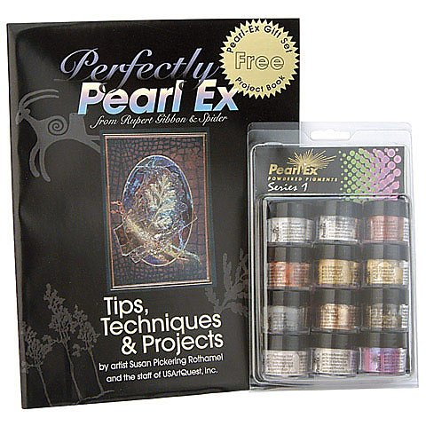 Pearl-Ex Series 1 Set of 12 Colors