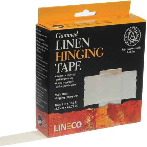Gummed Linen Hinging Tape