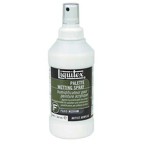 Liquitex Palette Wetting Spray 8 oz.