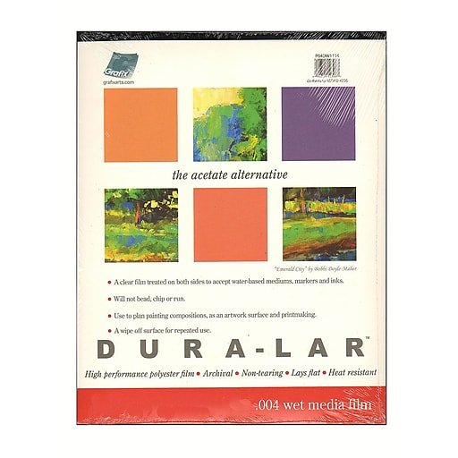 Wet Media Dura-Lar Pad