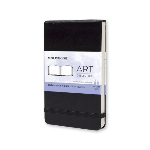 Moleskine Watercolor Notebooks and Albums