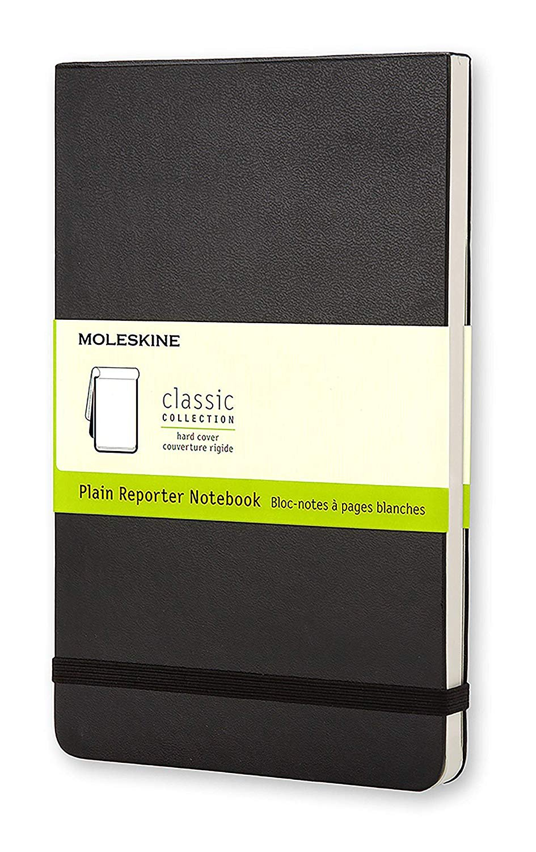 Moleskine Reporter Notebooks