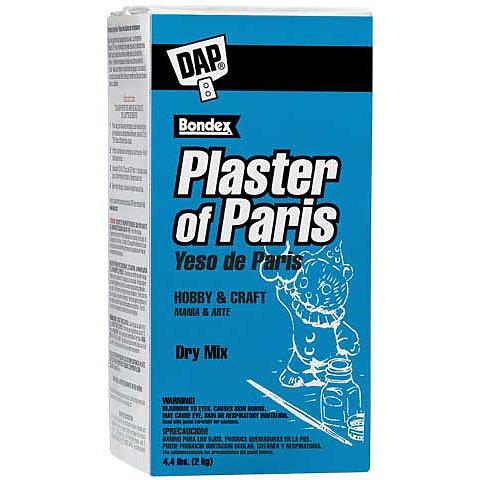 DAP Plaster of Paris 4lb