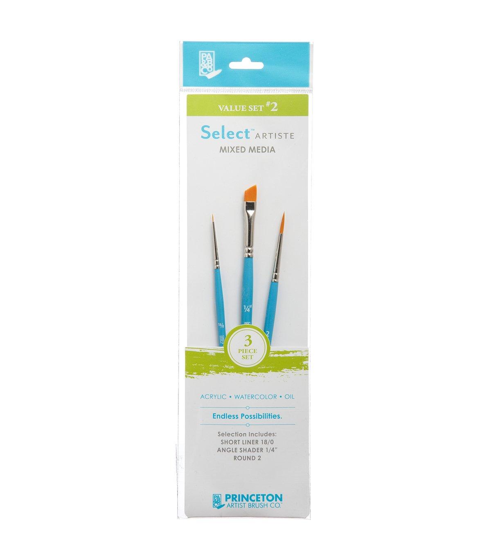 Select Artiste Brush Sets