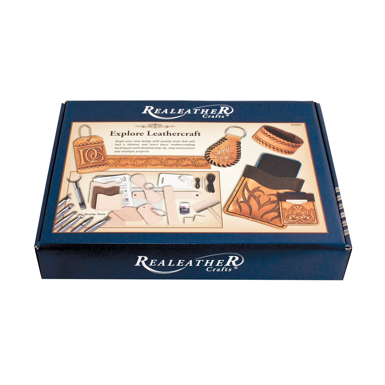Explore Leathercraft Kit