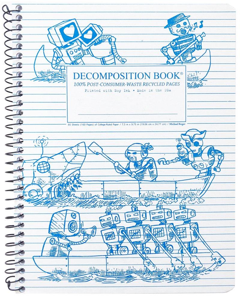 Decomposition Books - Spiral Bound - 9781401515270