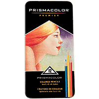 PRISMACOLOR THICK CORED COLORED PENCIL SETS