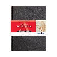 zeta series premium sketchbook bound 8.25x11.75
