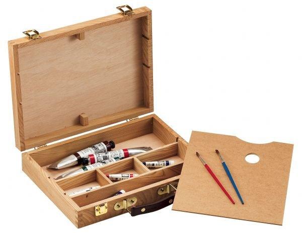 Palette Sketch Box