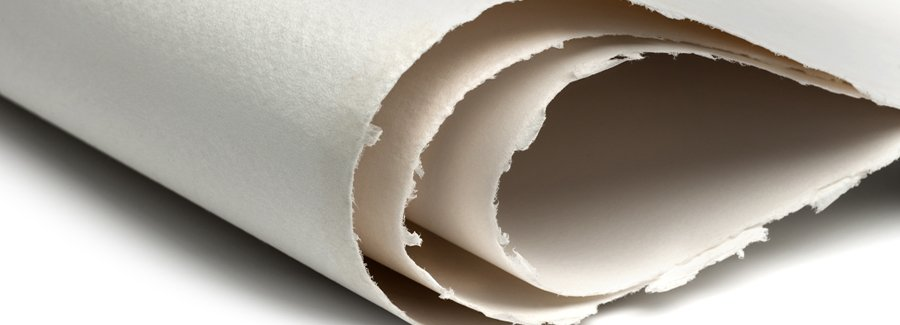 Stonehenge Roll, White, 50in x 10yd, 250gsm