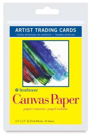 Canvas Paper 2.5 x 3.5