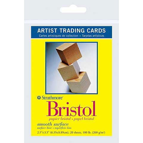 Artist Trading Card Envelopes, 10/Pkg. - 2-1/2 x 3-1/2
