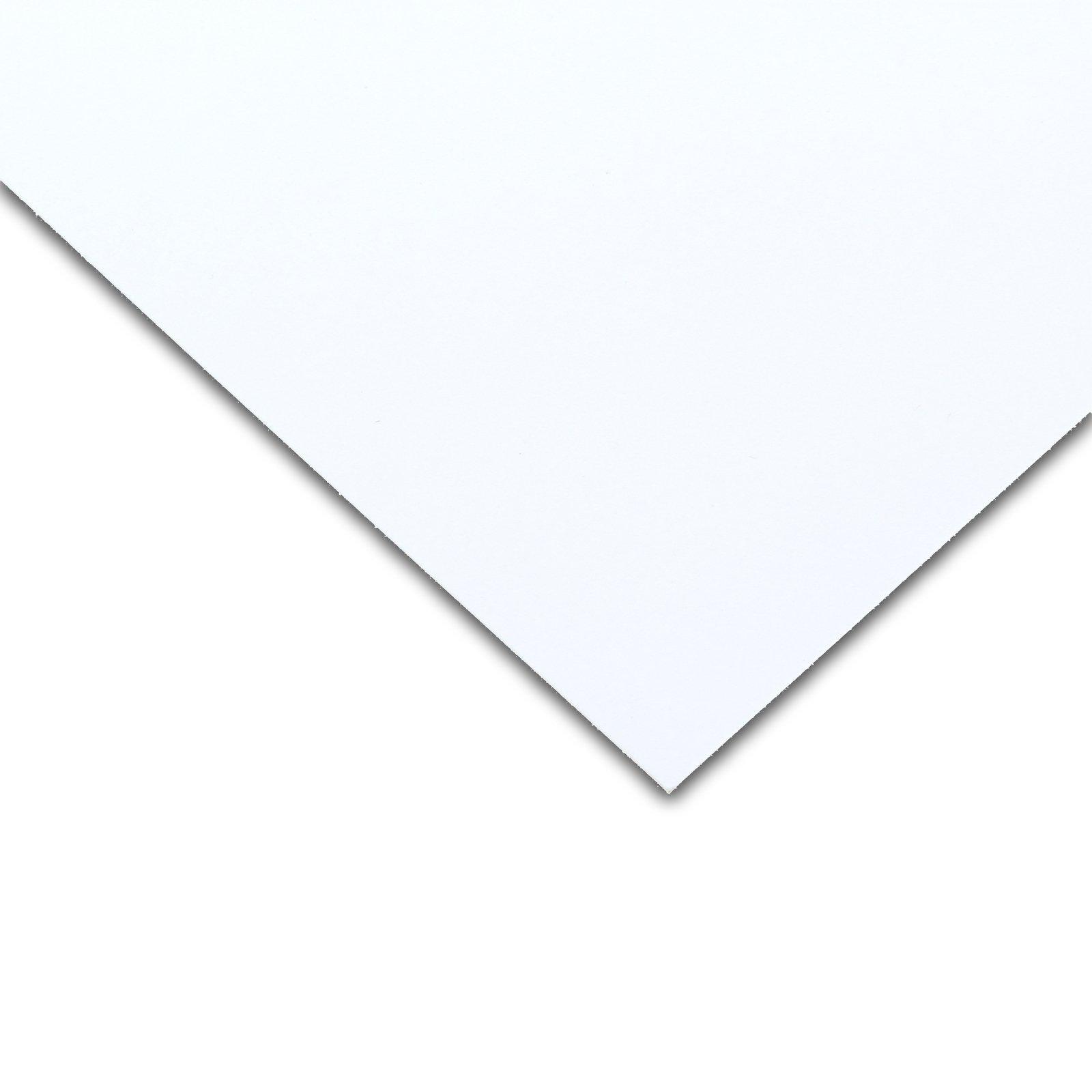 300 Series Smooth Bristol Sheets 22.5x28 - 2Ply
