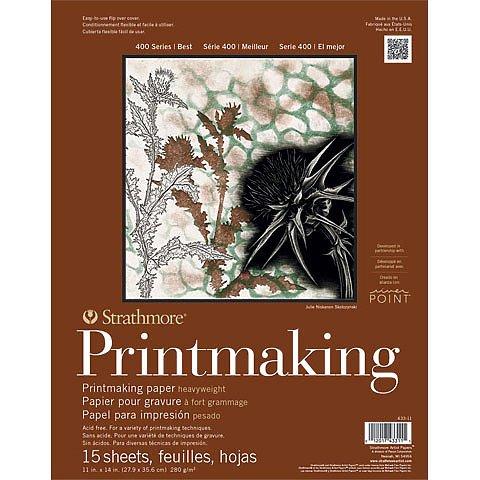 Strathmore Printmaking paper pad