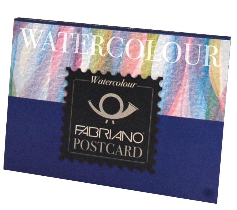 Fabriano Studio WC Postcards 4x6 300gsm 20sh CP