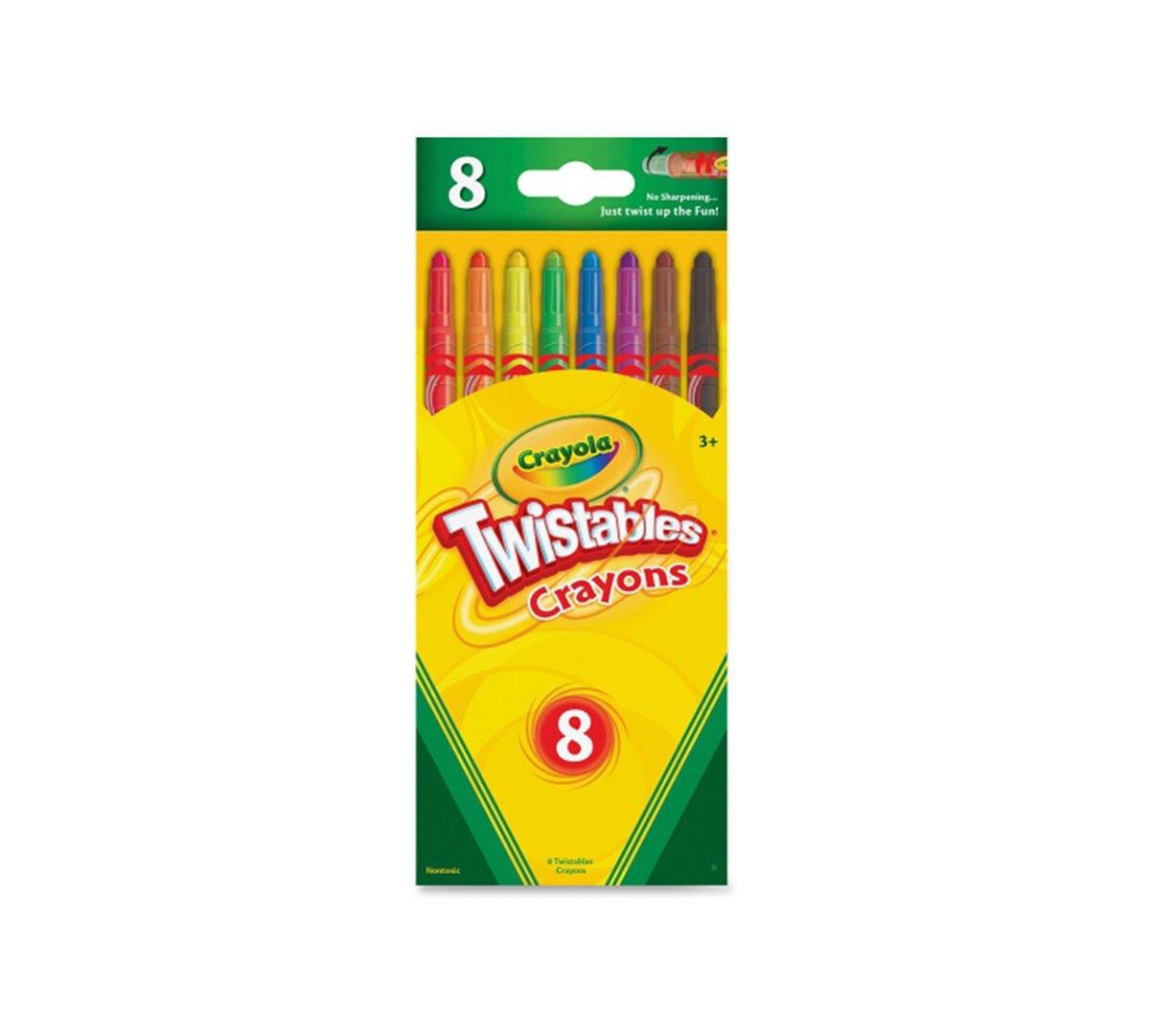 Twistable Crayon Set