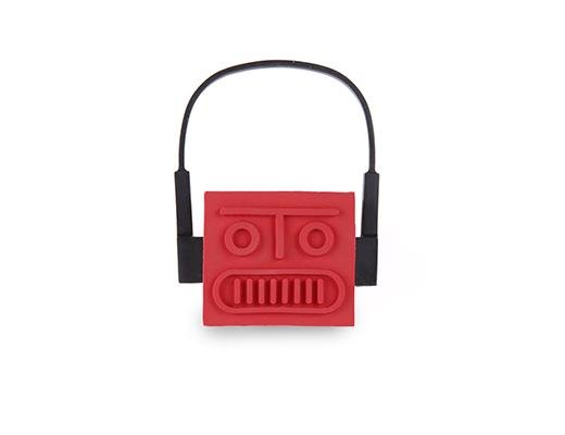 Red Go-bot Power Bank
