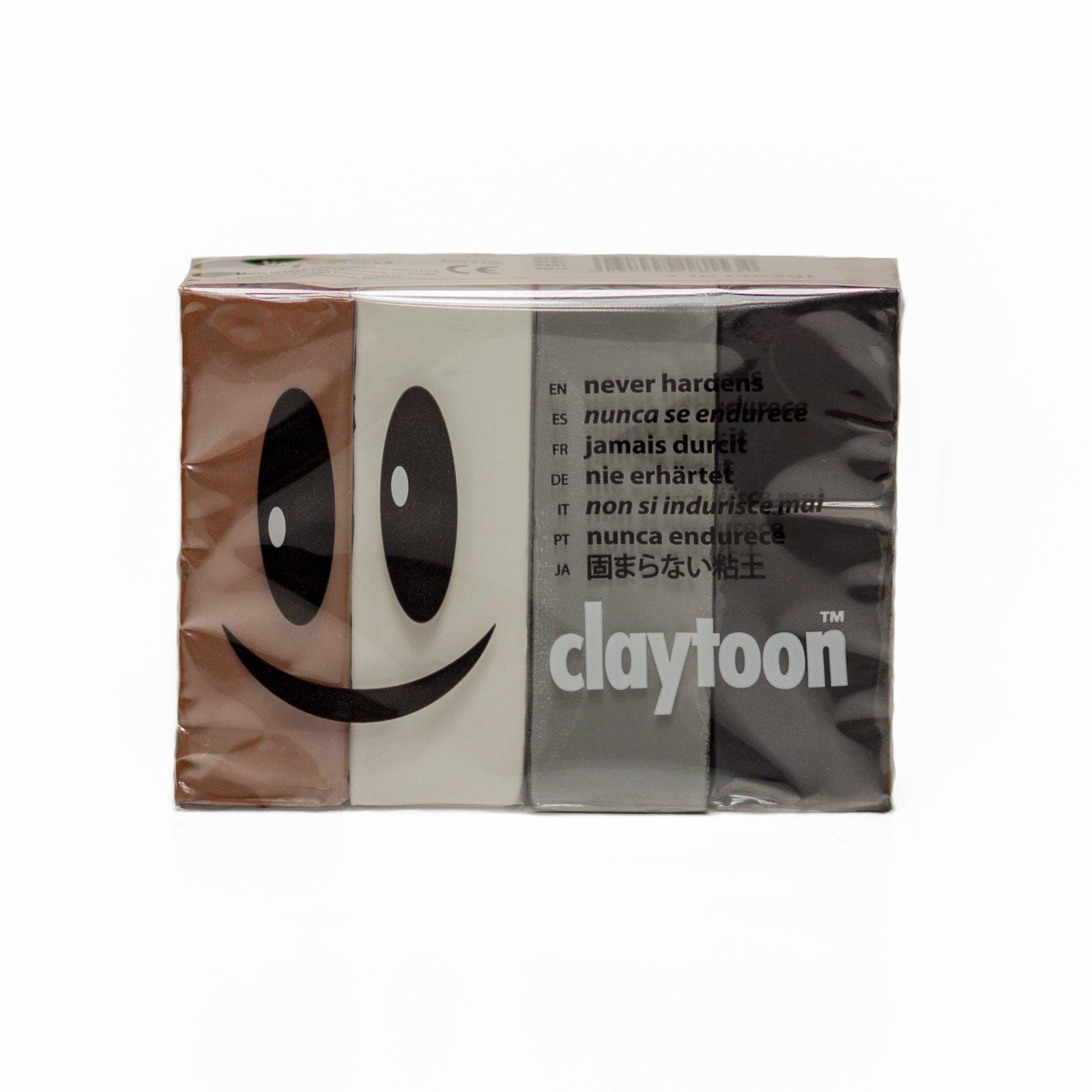 Claytoon Clay Sets