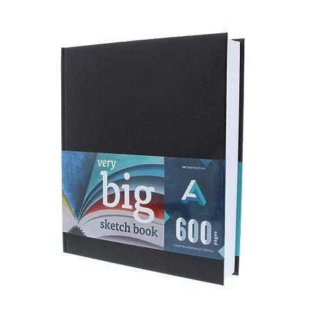 Hard-bound Sketchbook