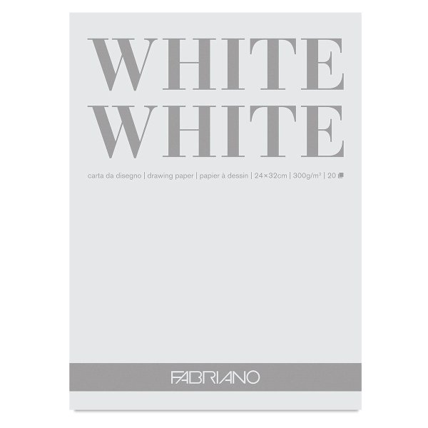 300GSM White White Pad