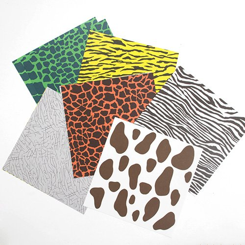 Origami Paper; Animal Origami, 5 7/8