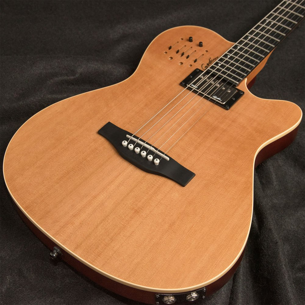 Godin A6 Ultra Natural Acoustic Electric