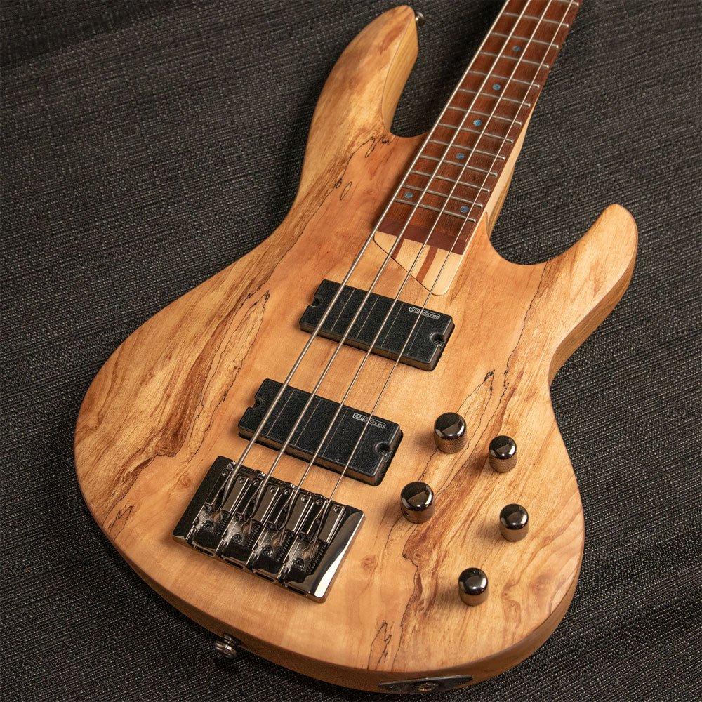 ESP LTD B-204 Bass w/ Spalted Maple Top