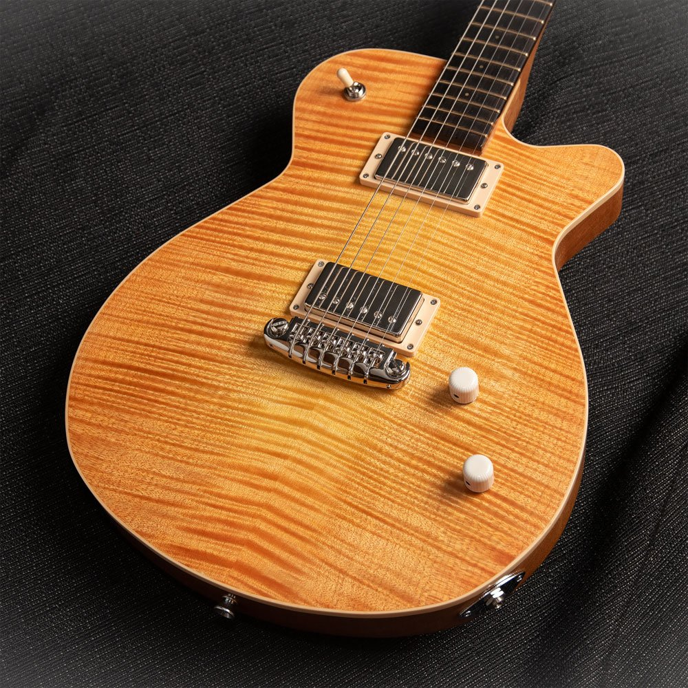 USED Grez Mendocino  Chambered electric guitar