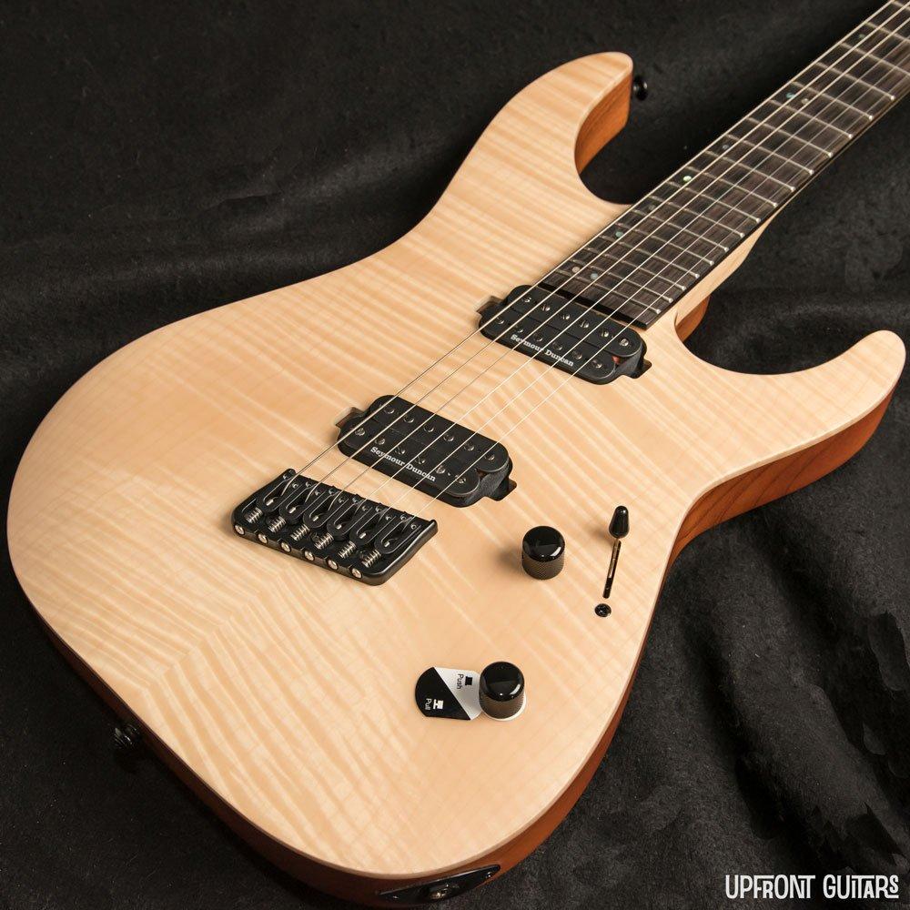 ESP LTD Deluxe M-1000 Multi Scale Guitar