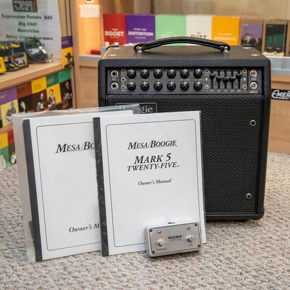 USED Mesa Boogie Mark 5 Five - 25 1x10 Combo