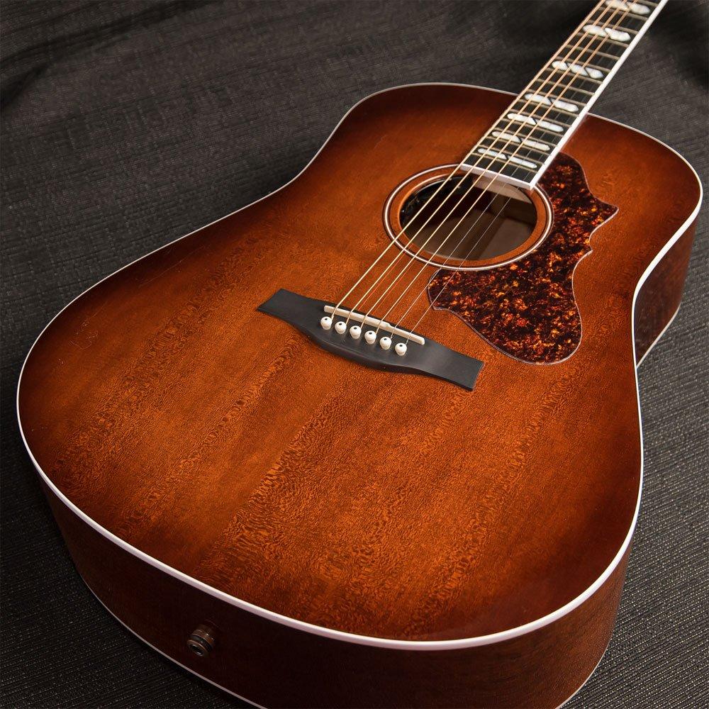 Godin Acoustic Metropolis LTD Havana Burst HG EQ with TRIC