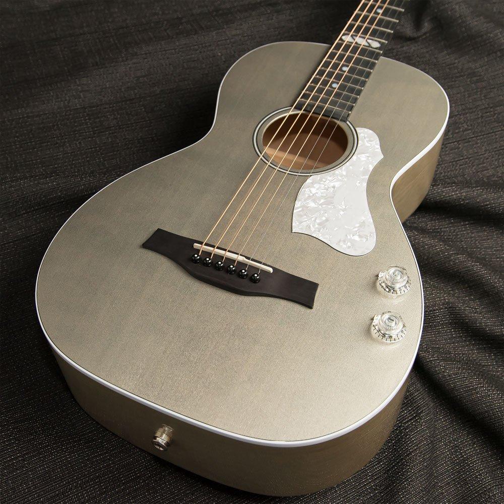 Godin Acoustic Rialto JR Satina Gray HG Q-Discrete SF