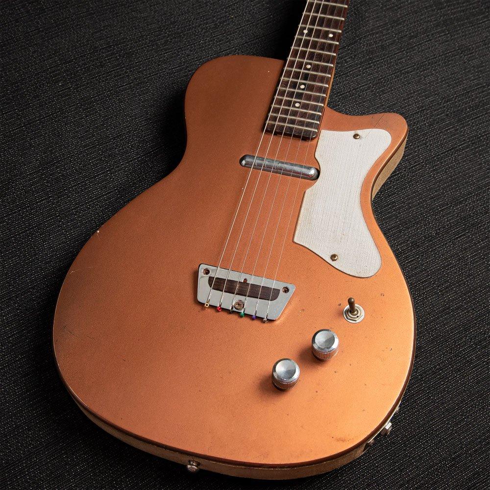 USED 1961 Silvertone U-1 Electric Guitar