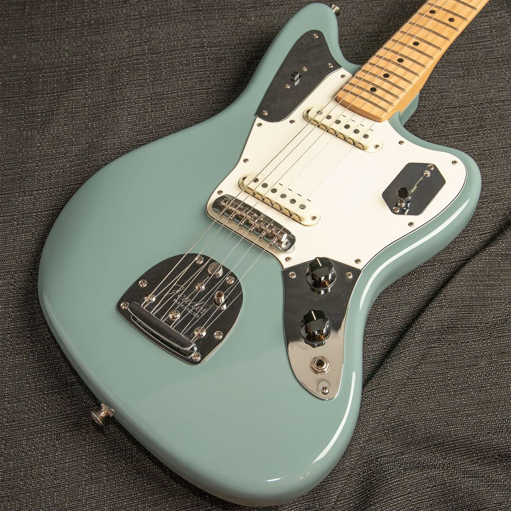 Used Fender American Professional Jaguar 2016 Sonic Gray w/HSC