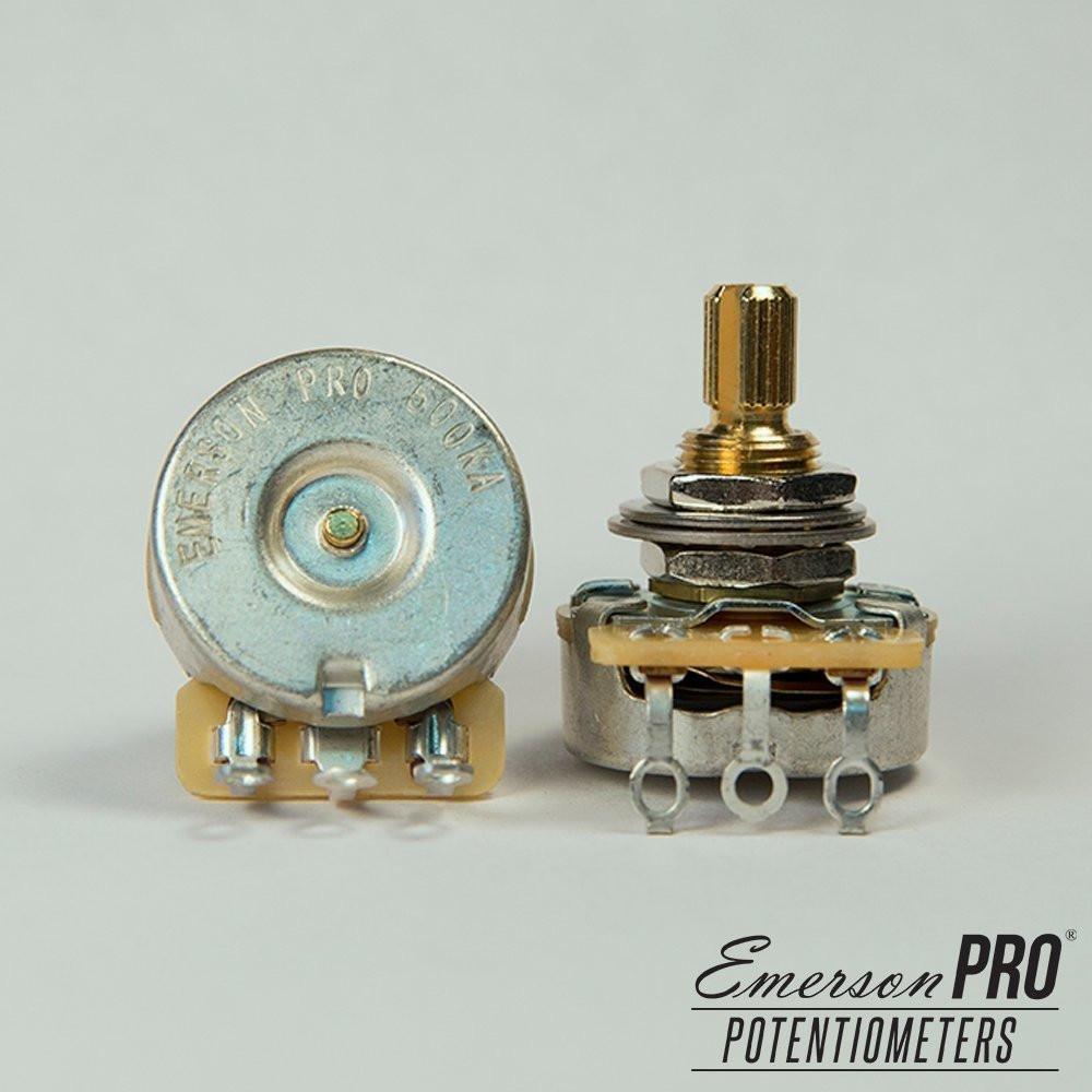 Emerson Pro CTS Potentiometers 500-SHRT-SPLIT