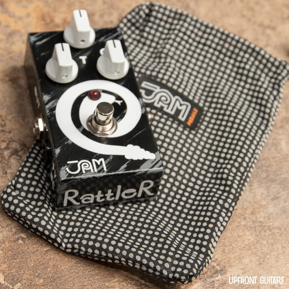 JAM Pedals Rattler Distortion - Authentic ProCo Style Overdrive