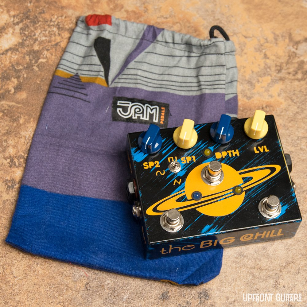 JAM Pedals Big Chill Dual Speed Tremolo w/ Chop Effect